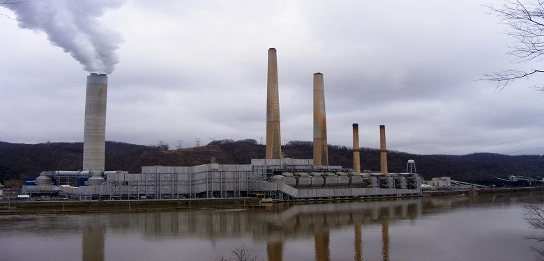 Sammis Generating Station, Stratton, OH