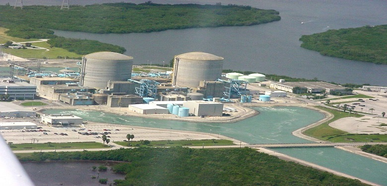 FPL Generating Station, St. Lucie, FL